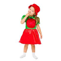 Костюм карнавальный для девочки Помидорка