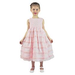 Розовое выпускное платье SWEETBERRY American Princess