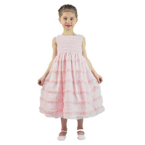 "Розовое выпускное платье \""SWEETBERRY\"" American Princess"