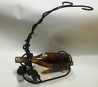 Подставка для бутылки и бокалов