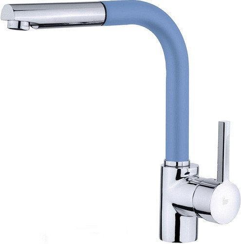Смеситель TEKA ARK 938 FB (BLUE) голубой