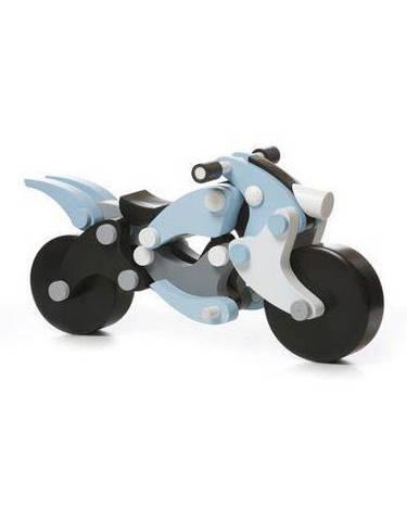 Деревянная игрушка Мотоцикл-чоппер, Cubika