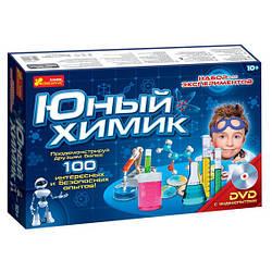 Набор для творчества Ranok Creative Юный химик 12114001Р