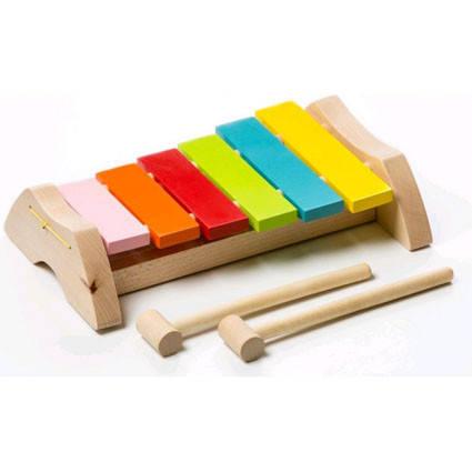 Детский ксилофон Cubika 18м+ Левеня
