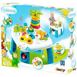 Детский игровой столик Smoby Cotoons Цветочек 211169