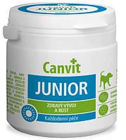 Витамины для щенков Canvit Junior (Канвит Юниор)