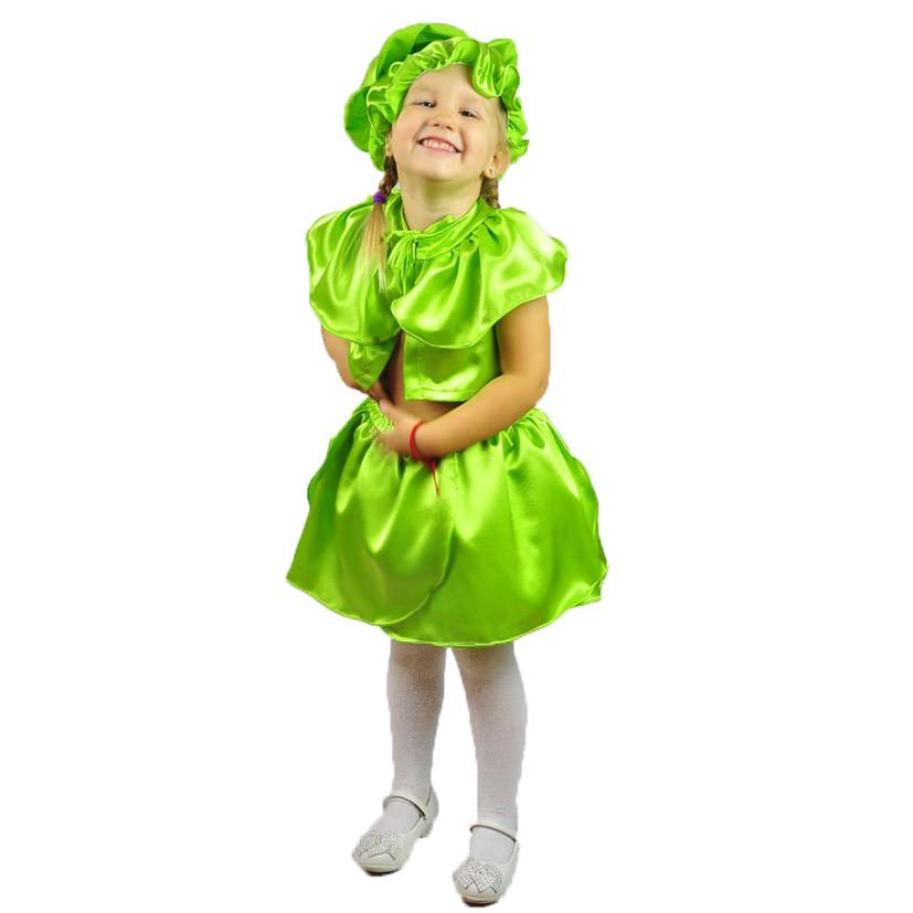 Карнавальный костюм для девочки Капуста