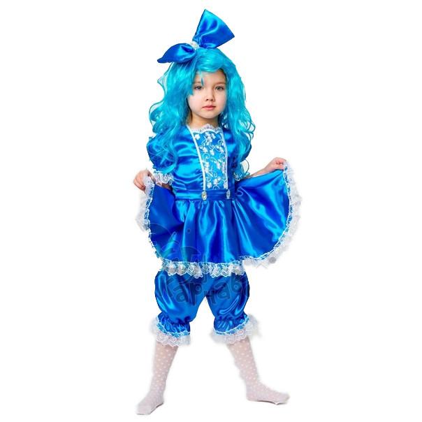 Костюм карнавальный для девочки Мальвина