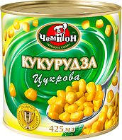 "Кукуруза консервированная ТМ ""Чемпион"", 425мл"