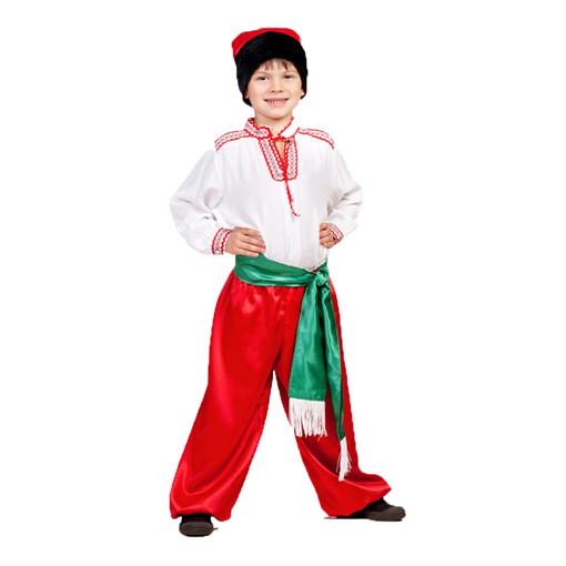 Детский национальный костюм для мальчика Украинец