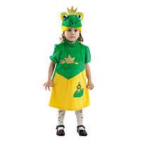 Детский карнавальный костюм Царевна-лягушка