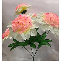 Искусственные цветы.Искусственный букет гортензия звездочка.