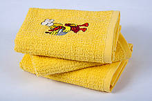 Рушник кухонне 40х60 Duck жовтий Lotus