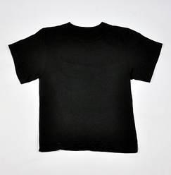 Футболка черная для занятий танцами