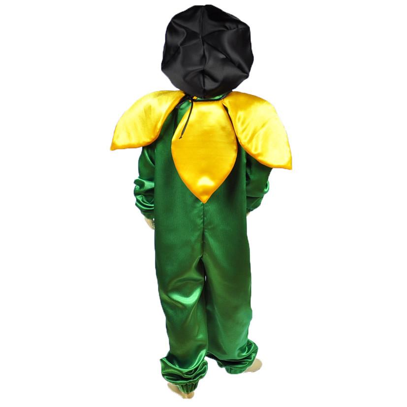 Детский карнавальный костюм Подсолнух