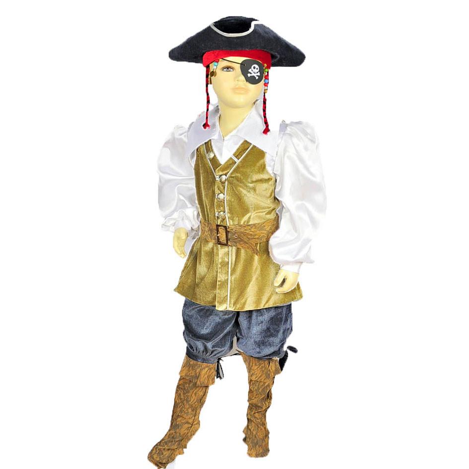 Костюм карнавальный для мальчика Пират