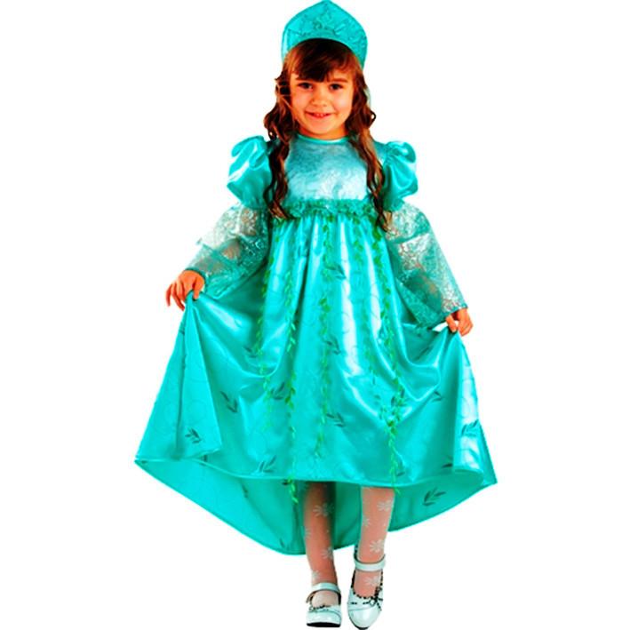 Карнавальный костюм для девочки Весна ранняя