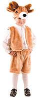 Детский карнавальный костюм Олень Олешка