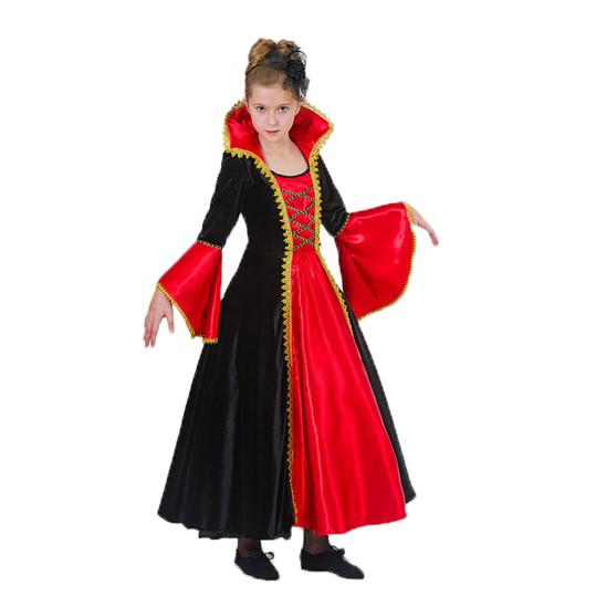 Костюм карнавальный для девочки Вампирша