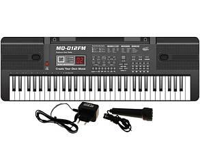 Дитячий синтезатор Electronic Keyboard