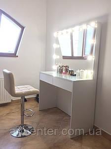 Стол для визажиста, гримерный столик, столик для парикмахера