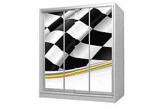Детский шкаф-купе трехдверный, фото 2