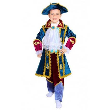 Костюм карнавальный Главарь Пират