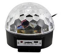 Прибор со звуковой активацией Flash LED CRYSTAL BALL