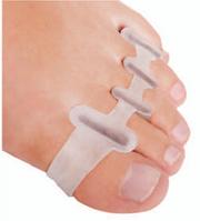 Корректор-разделитель для всех пальцев стопы силиконовый Foot Care GB-07 (США)