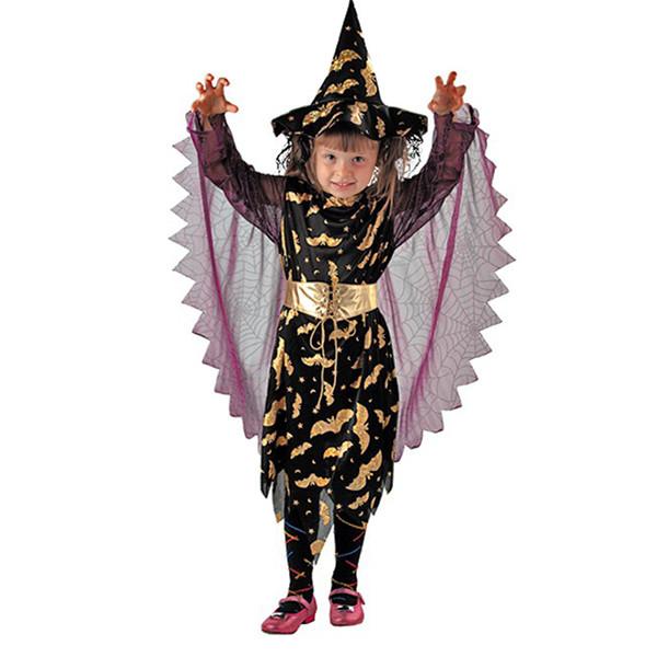 Костюм карнавальный для девочки Летучая мышь