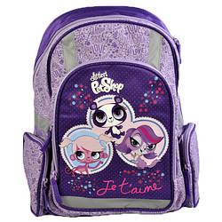 Детский рюкзак для девочки Littlest Pet Shop