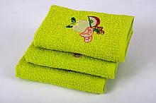 Рушник кухонне 40х60 Fruit зелений Lotus