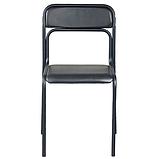 Ascona black (Аскона) офисный стул для посетителей, фото 3