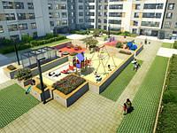 Проектирование благоустройства  дворовой территории