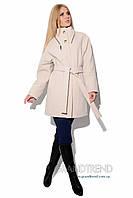 Ультрамодное пальто свободного кроя VOL ange Вера