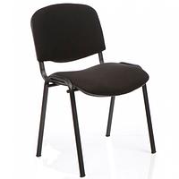 ISO black (Исо черн) стул офисный для посетителей