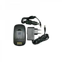 Зарядное устройство ExtraDigital DC-100 для Canon BP-808, BP-809, BP-827 (LCD)