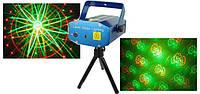 Лазерный проектор со звуковой активацией