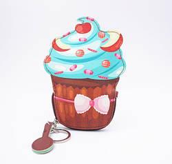 Гаманці кекси для дівчаток.