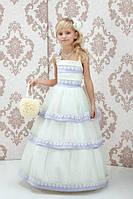 """Нарядное платье для выпускного в детском саду  \""""Эмма\"""""""