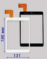 Сенсор, тачскрин планшета Nomi C07850 (черный/ белый) 45pin E-C8037-02 аналог XN1308V2, фото 1