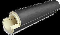 Сегменты теплоизоляционные для труб  Ø 18/44 мм в покрытии пергамин