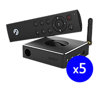 Акустическая мультирум система iEast M30 SoundStream Pro Wi-Fi c поддержкой iOS и Android - 5 шт.