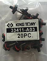 Ремкомплект гайковерта 33411-040 (клапан дросселя) 33411-A03 King-Tony 33411-A03