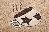 Полотенце кухонное 40х60 Cup Coffee коричневый Lotus, фото 2