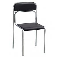 Ascona chrome (Аскона хром) офисный стул для посетителей