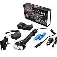 Мощный фонарь Police BL-Q2822- 30000W T6