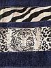 Полотенце для лица тигр