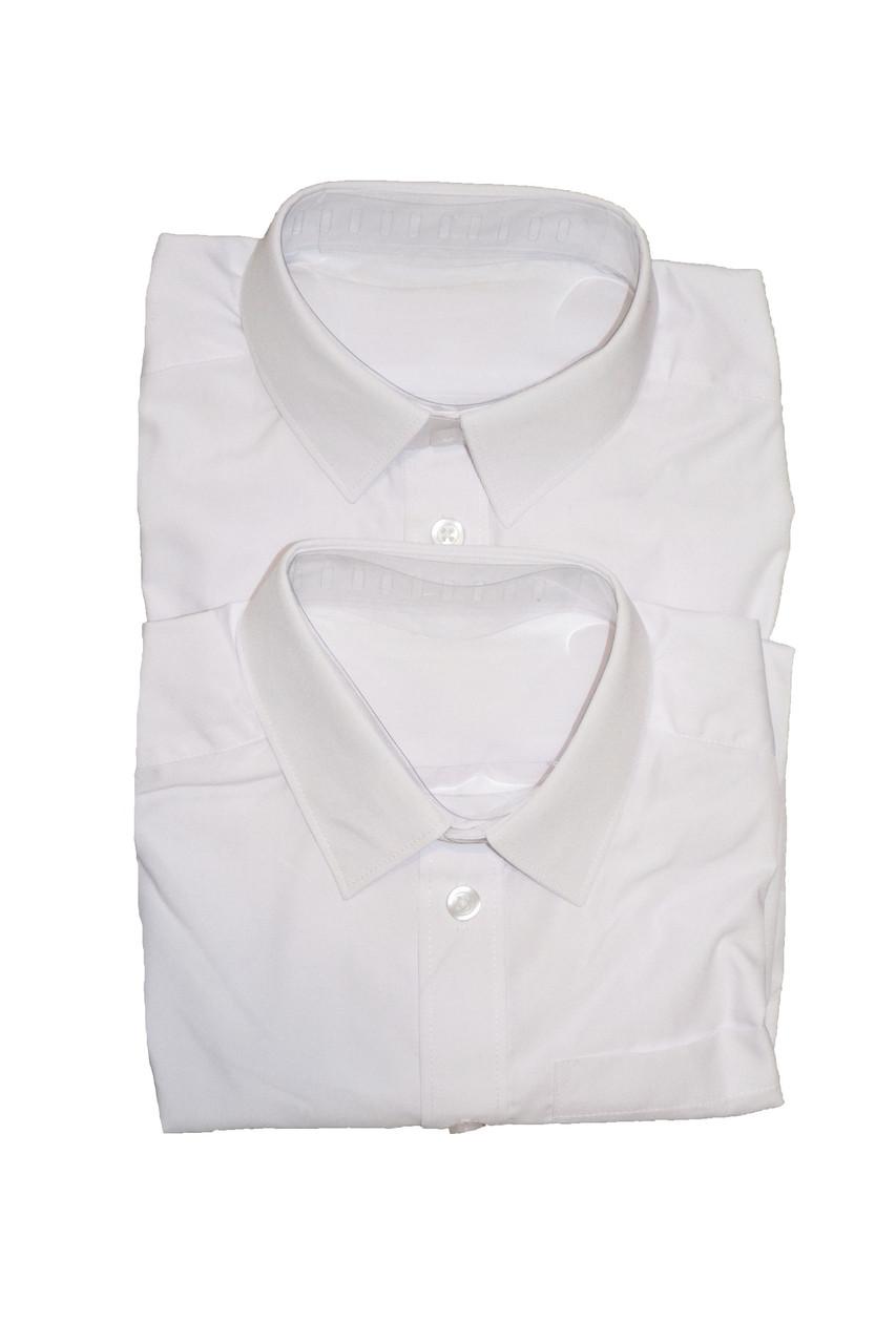 Рубашка белая детская мальчику