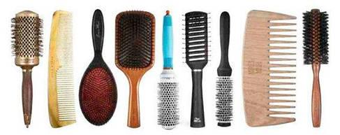 Какие расчёски бывают